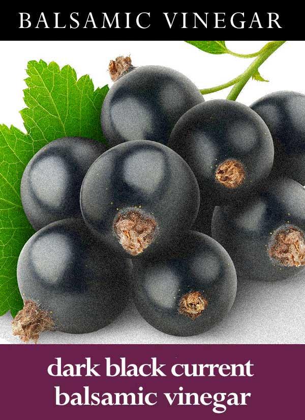 Warwick Valley Olive Oil - Black Currant, dark aged balsamic vinegar